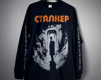 STALKER, Andrei Tarkovsky - Longsleeve