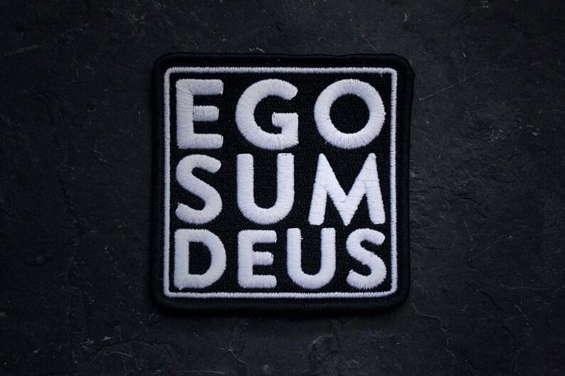 PATCH Ego sum deus