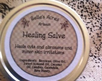 Calendula and Comfrey Healing Salve All natural