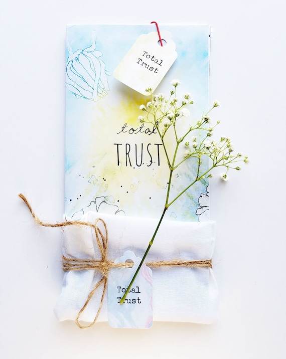 Total Trust - a Bible journaling creative devotional kit