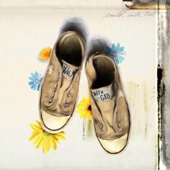 Walk with God -fine art print