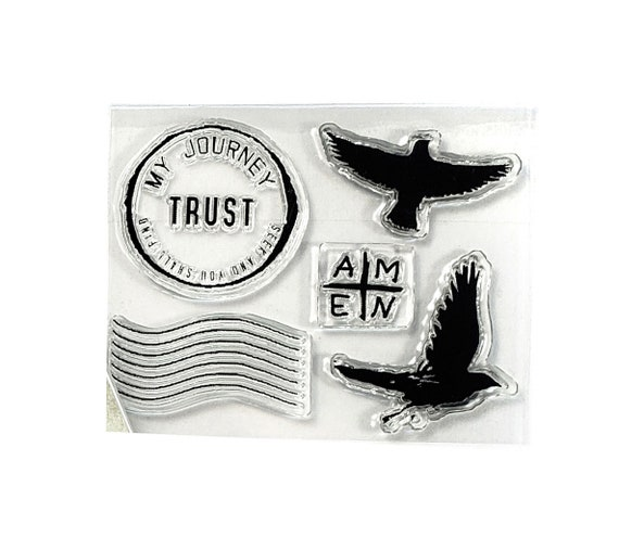 Homebound kit elements - Stamp Set