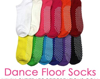 Mitzvah Socks Grippy Grip Dance Floor Bar and Bat Mitzvah Socks