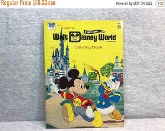 Disney coloring book   Etsy