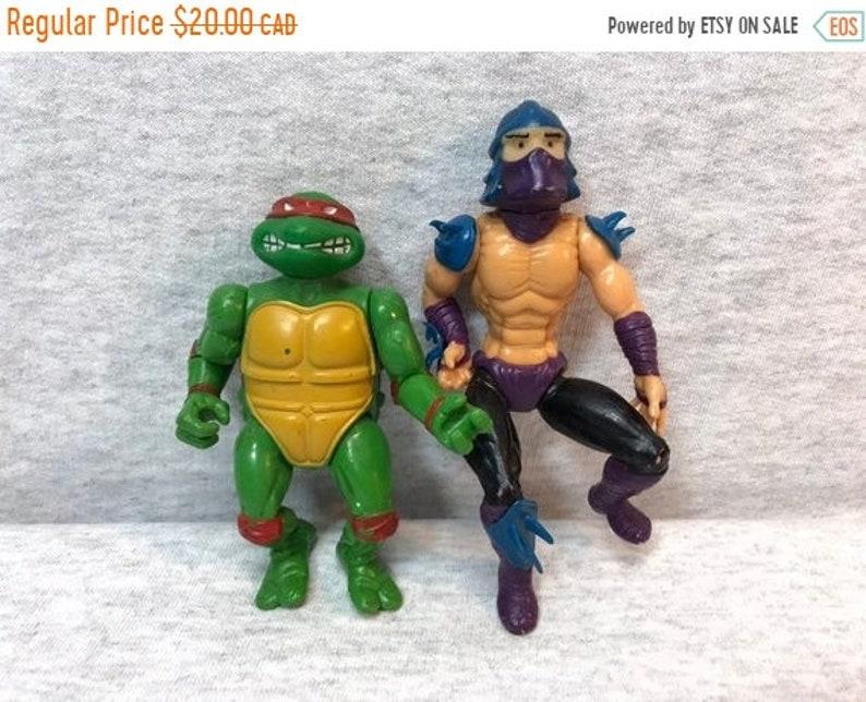 2124c53763878 SPRING SALE 1988 Soft Head Teenage Mutant Ninja Turtles 80s