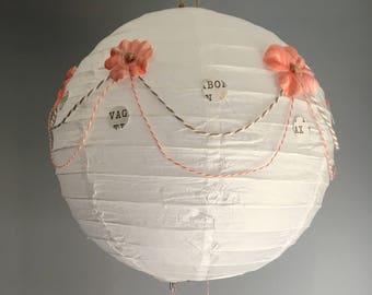 A Little Lady Air Balloon