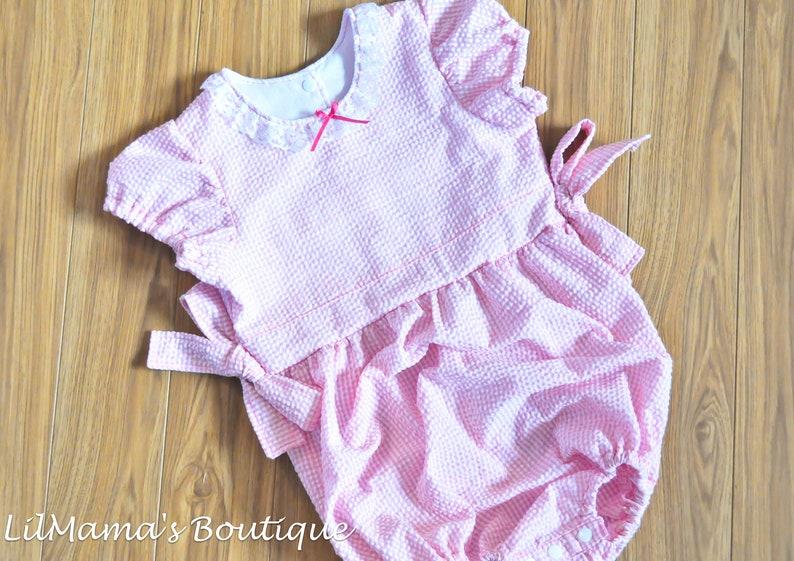 da69e2a5d4bf 36M Vintage romper Toddler romper Girls sunsuit First