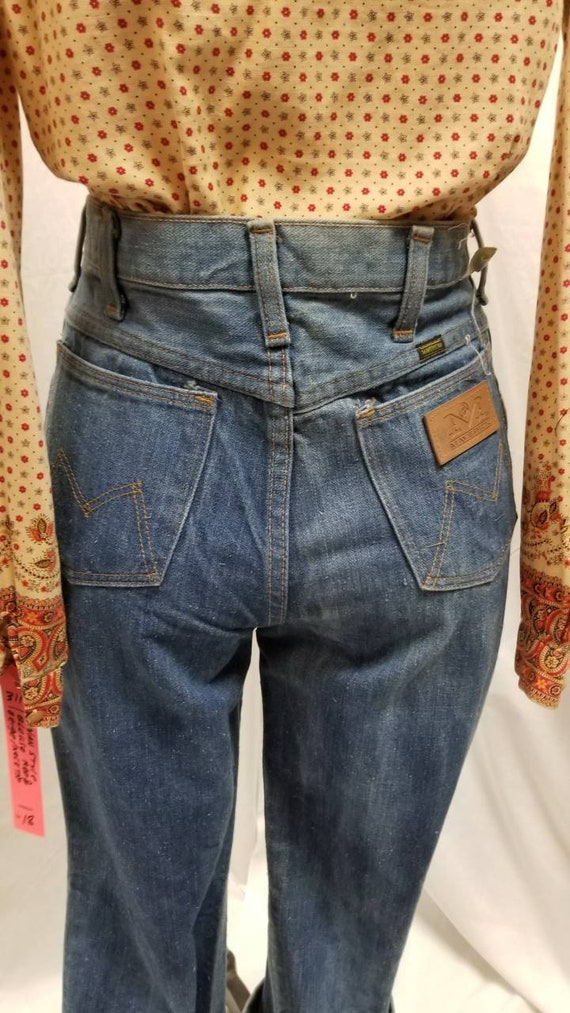 MAVERICK 70s denim