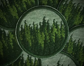 Recycled Forrest Patch