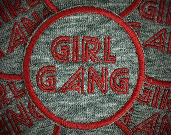 ECO Girl Gang Patch