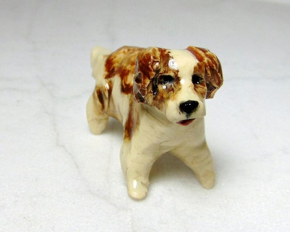 SPRINGER SPANIEL Dollhouse Picture MADE IN USA FAST DELIVERY Miniature Art