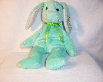 TY Beanie Baby Hippity,Ty Beanie Babies,Collectibles,Gifts,Toys,Rabbit
