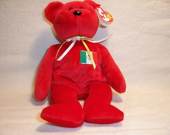 Ty Beanie Baby Osito-Beanie Babies,Gifts,Toys,Collectibles,Bear,Stuffed Animals,Ty Beanie Babies