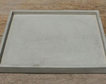 Multi Purpose Concrete Tray