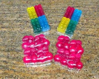 Homemade kids soap pack