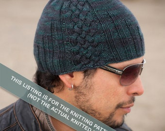 Johnathan Knitted Touque Pattern