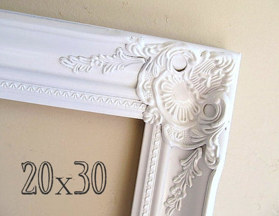 20x30 Picture Frame Photography Prop Wood Frame Photo Prop Etsy
