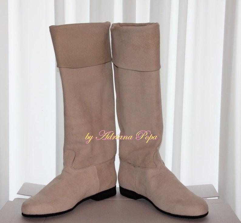 Regency Boots  Men Boots  Men Horse Riding Boots  Custom image 0