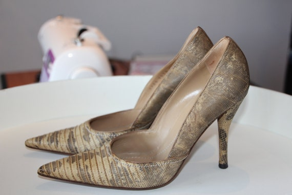 a8a76671bdc4 SALE YSL shoes Authentic Yves Saint Laurent Shoes Vintage