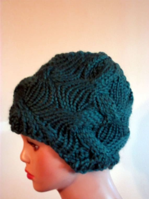 70f685bd4b6 Knitting Pattern Hat Cable Beanie