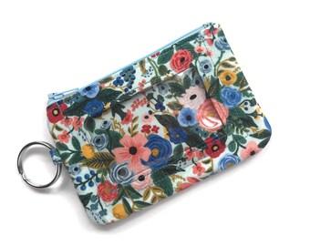 7ed368cc429d Key chain wallet   Etsy