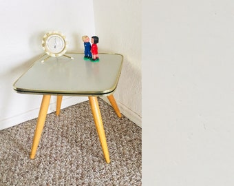 Formica Table Etsy - Mid century modern formica table