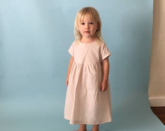 Freya PDF Sewing Pattern & Tutorial | Children's Sizes 2/3 - 8/9