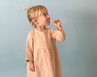 Maeve PDF Sewing Pattern & Tutorial | Children's Sizes 1/2 - 7/8