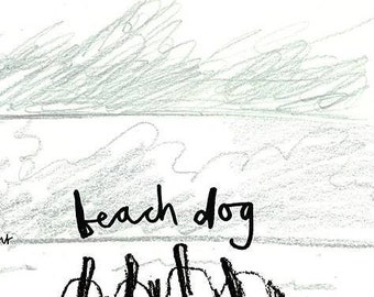 Beach Dog : illustrated short storybook