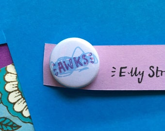 AWKS badge