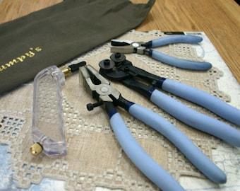 Glass Cutting Tools Pliers Breaker-Grozer Glass Cutter Glass Nippers