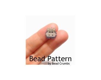 Mini Hippo Bead Pattern