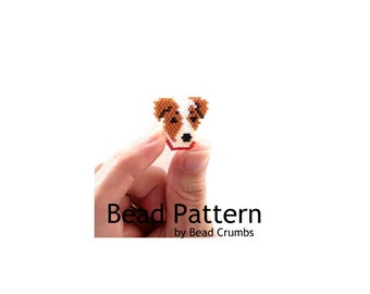 Jack Russell Bead Pattern