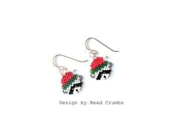 Beaded Jewelry -Earrings
