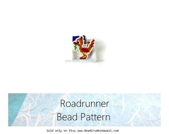 Roadrunner Bead Pattern