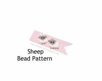 Mini Sheep Patterns, Digital Download
