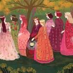 The Twelve Dancing Princesses (special edition print)