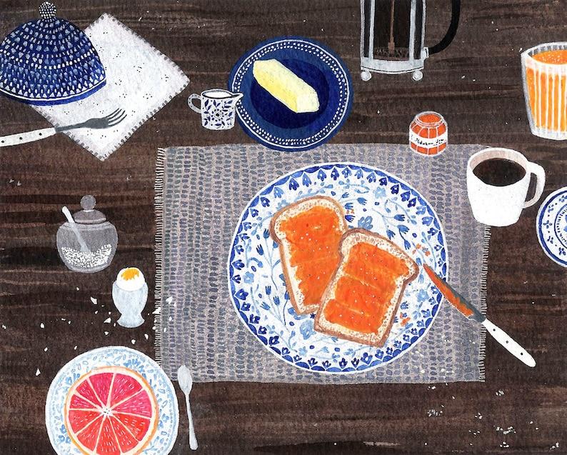 breakfast time image 0