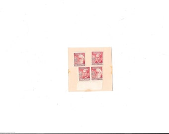 Australian 1951 FEDERATION or Colombo & Cattle Pre-Decimal Stamps - Free Postage Australia Wide - Instant Checkout For International Postage