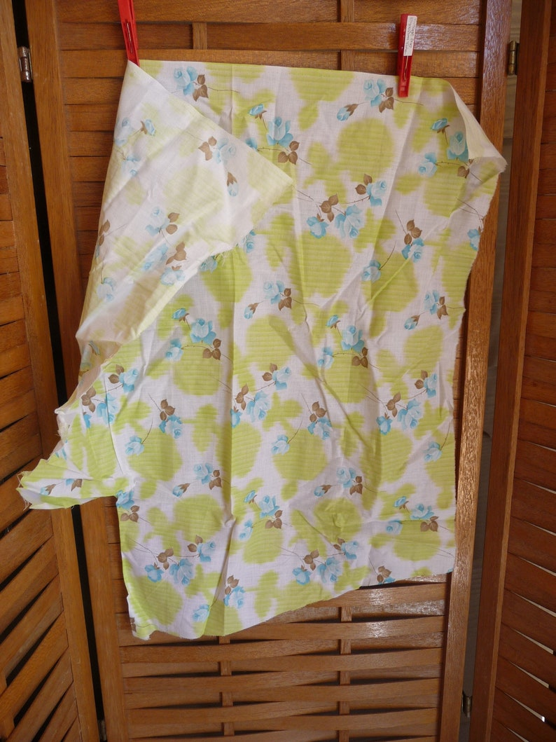 LINEN-LIME GREEN-DRESS  FABRIC-FREE P+P