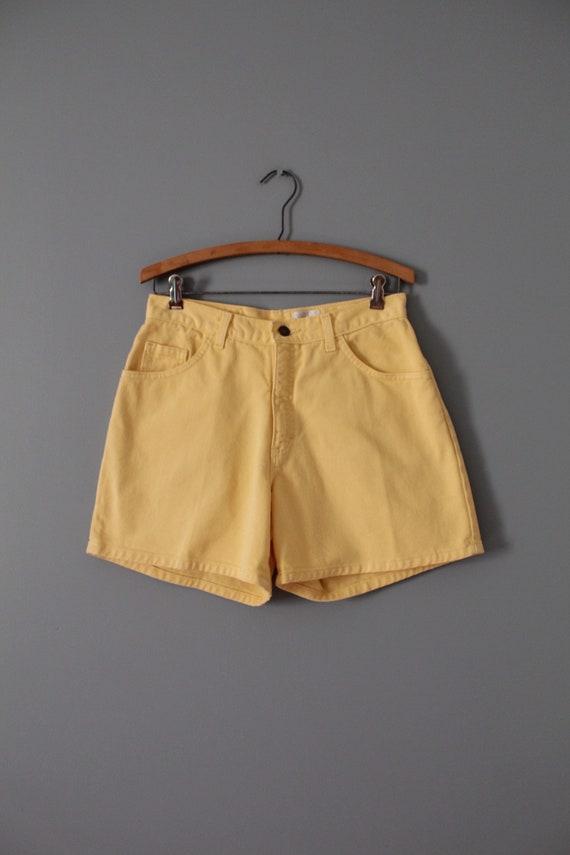 MARIGOLD denim shorts | high waisted denim shorts… - image 5