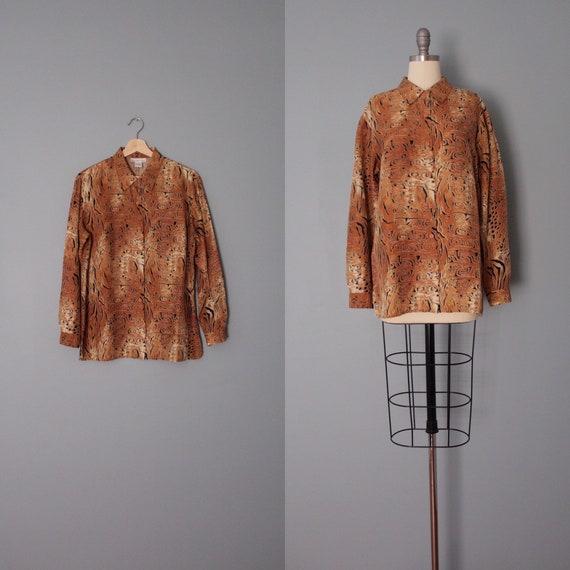 AUBURN silk blouse | Anna & Frank silk tunic blous