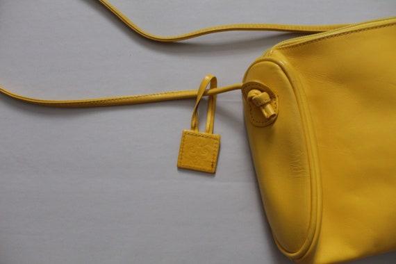 MARIGOLD leather purse   Amanda Smith purse   mes… - image 3