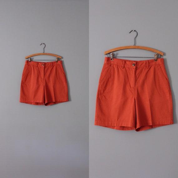 TURMERIC shorts | high waisted shorts | safari sho