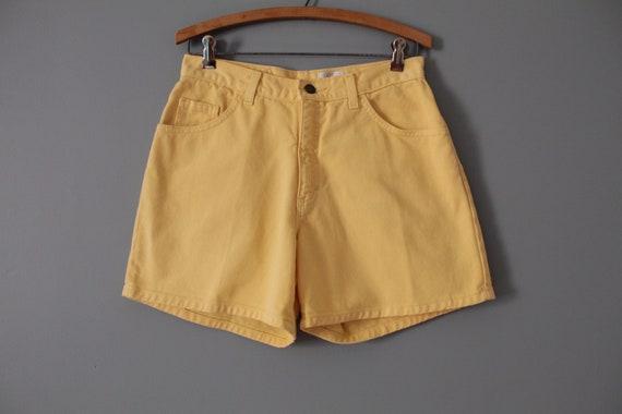 MARIGOLD denim shorts | high waisted denim shorts… - image 7