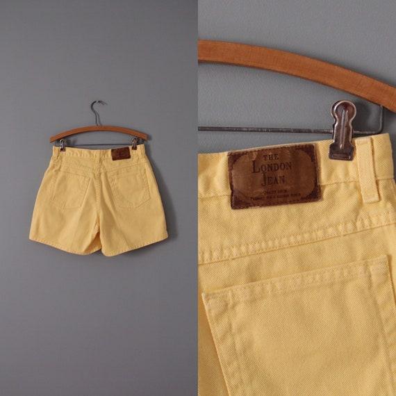 MARIGOLD denim shorts | high waisted denim shorts… - image 8