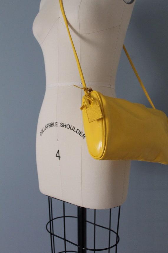 MARIGOLD leather purse   Amanda Smith purse   mes… - image 8