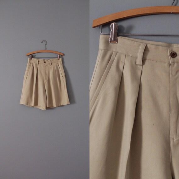 SAGE silk shorts | sage green tap shorts | silk pl