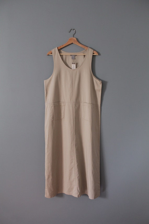 NUDE gray maxi dress | artist maxi dress | empire… - image 8