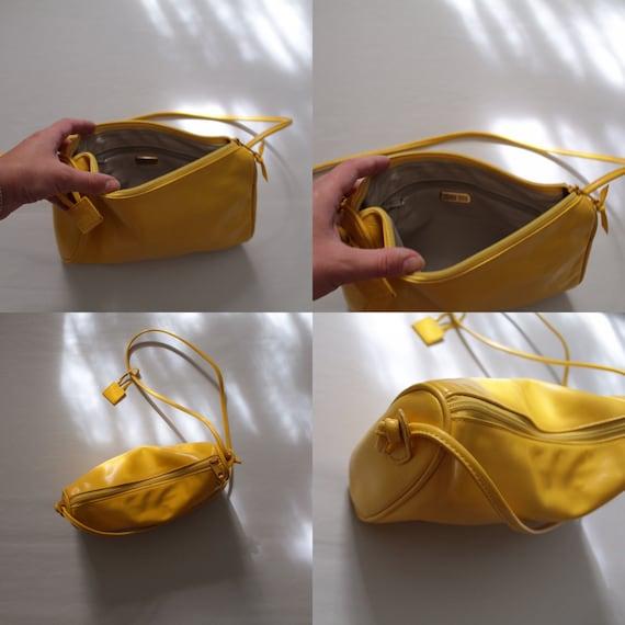 MARIGOLD leather purse   Amanda Smith purse   mes… - image 10